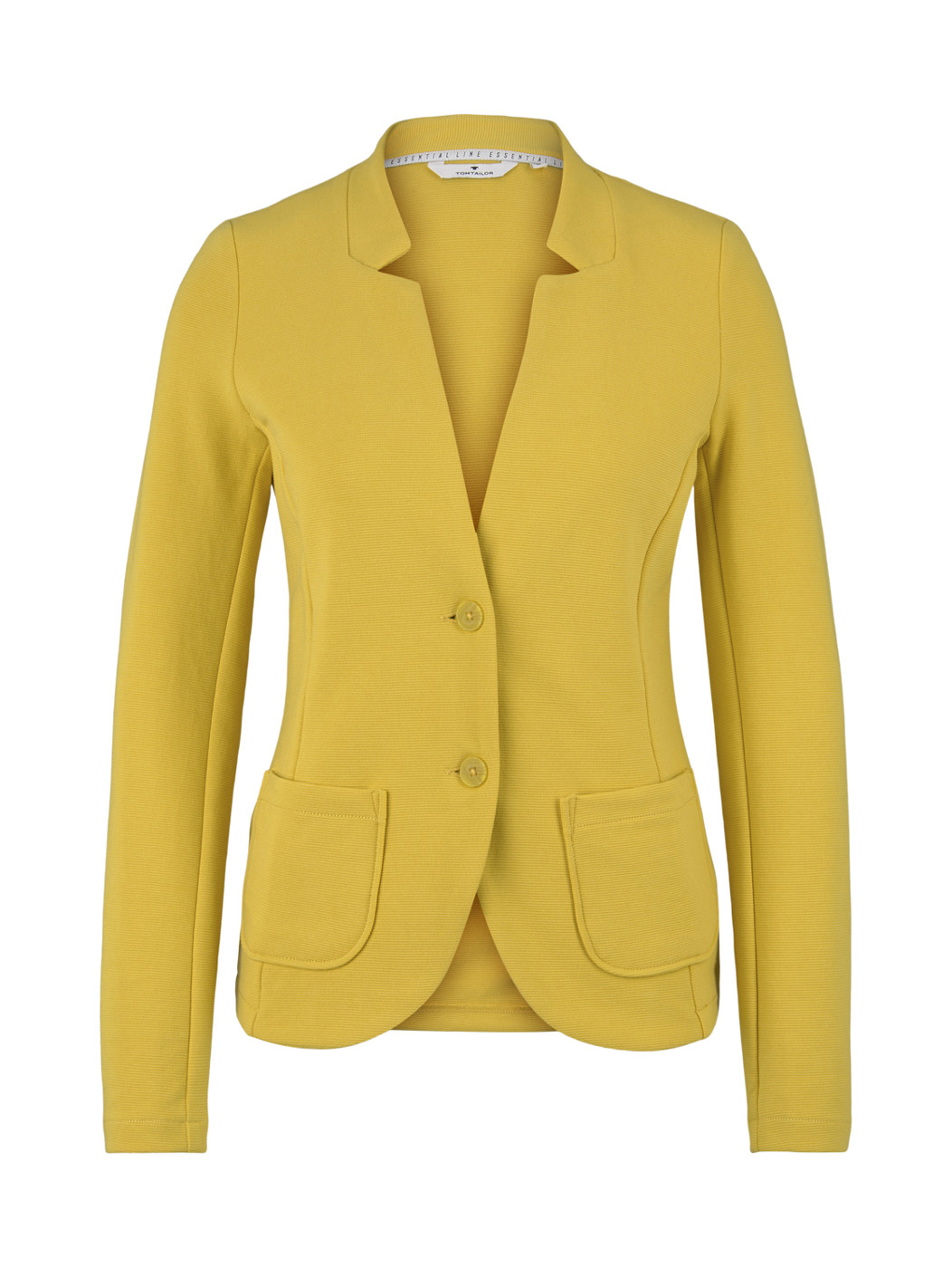 colored ottoman blazer - Damen