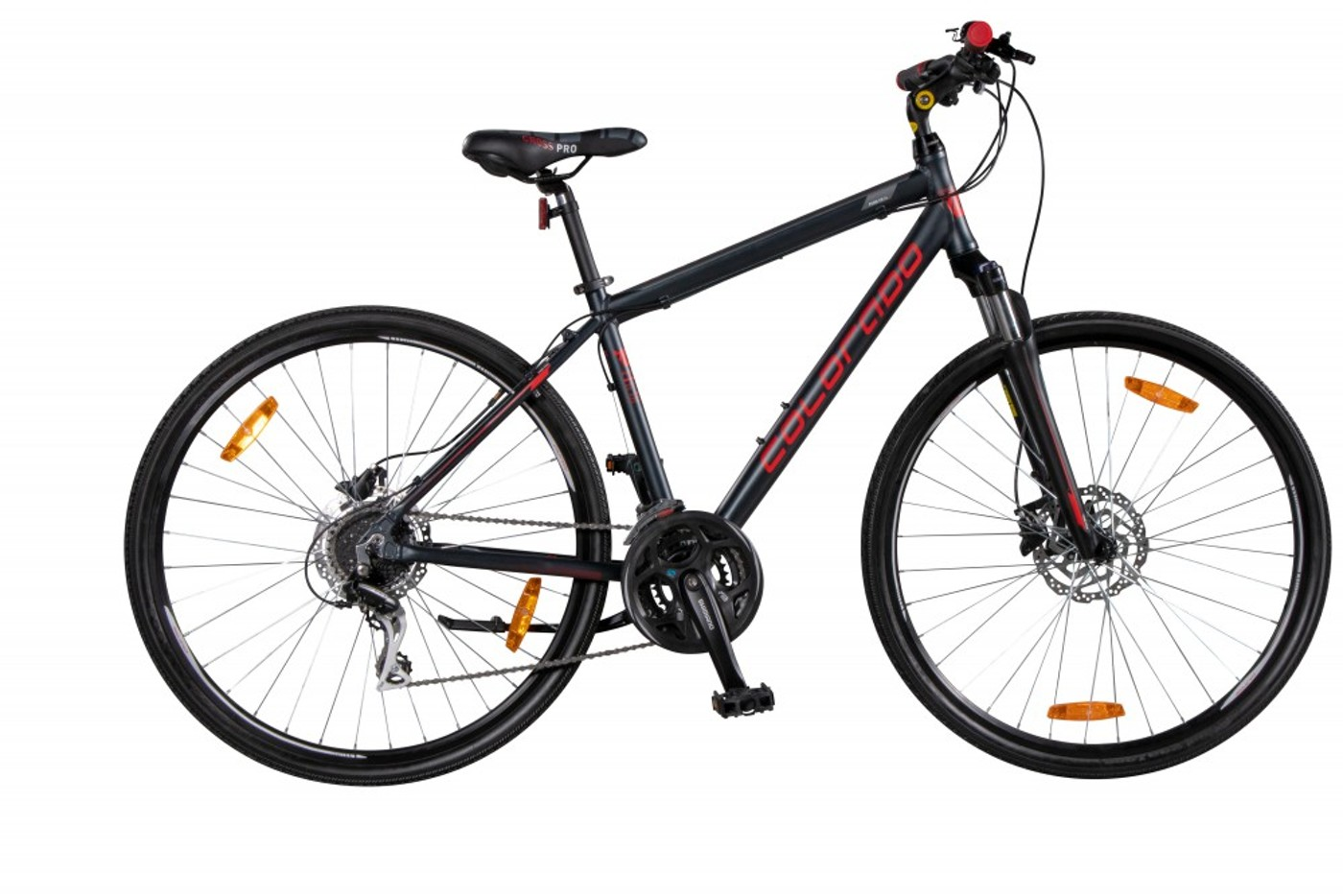 "HIGH COLORADO Crossbike PURE CR04 28"""