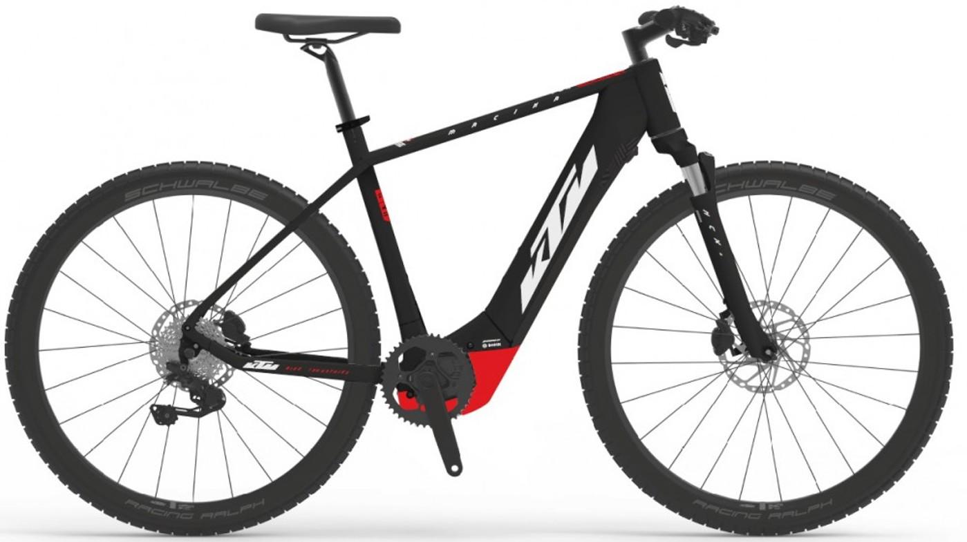 KTM E-Bike MACINA E.CROSS Hr.