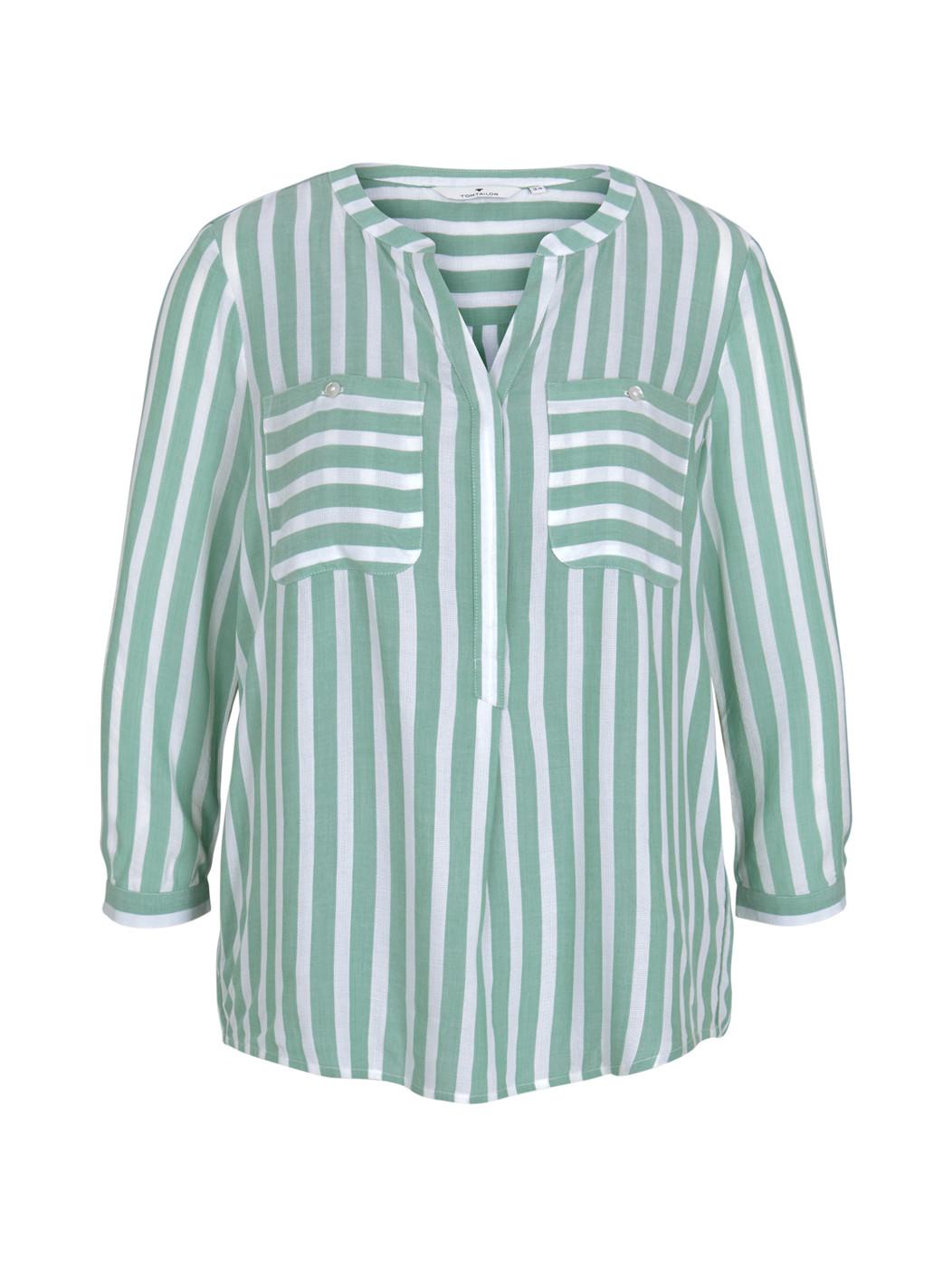 blouse striped - Damen