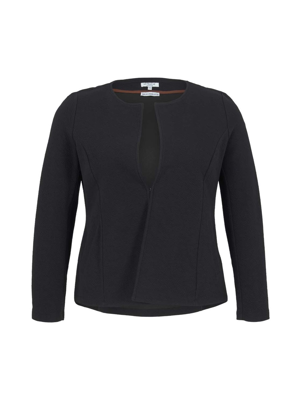 TOM TAILOR  blazer with structure - Damen