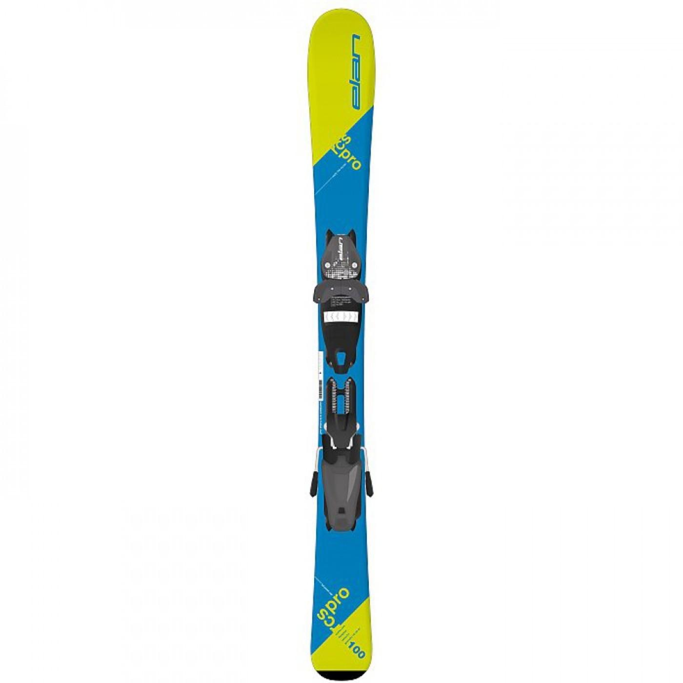 ELAN Ski-Set RCS PRO +EL 4.5/7.5