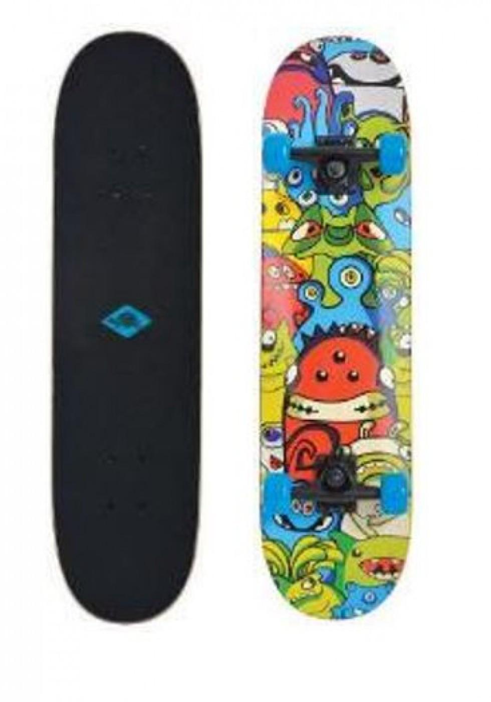 """SCHILDKRÖT Skateboard SLIDER 31"""""""