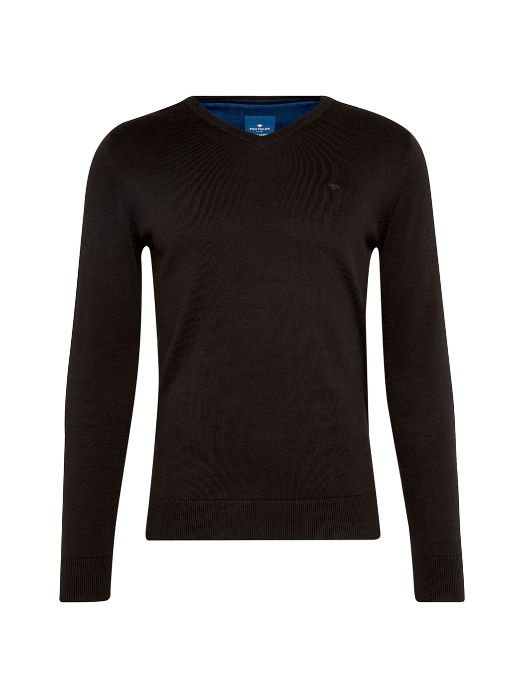 basic v-neck sweater Knit V-Ne - Herren