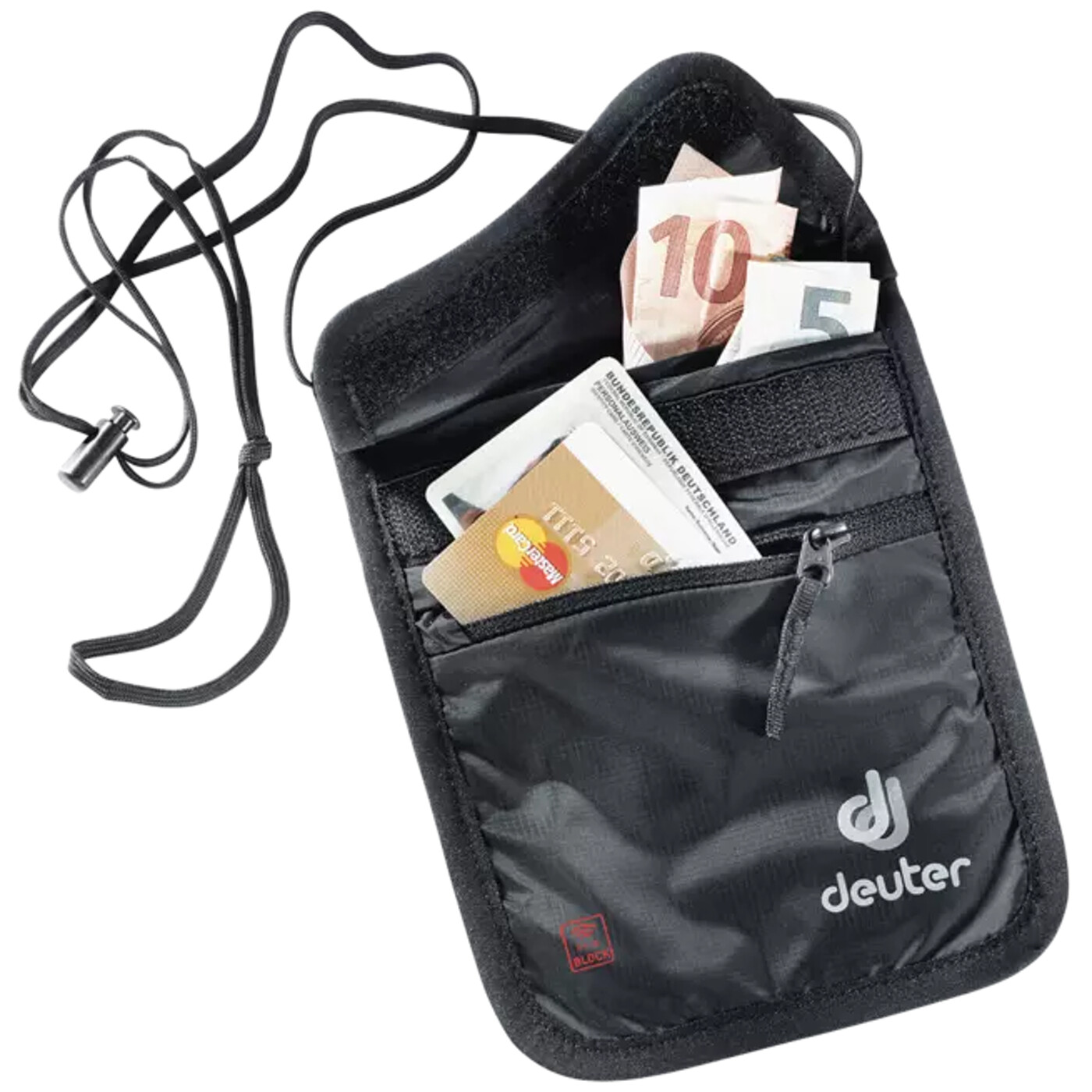 DEUTER Reiseaccessoire Security Wallet II RFID BLOCK