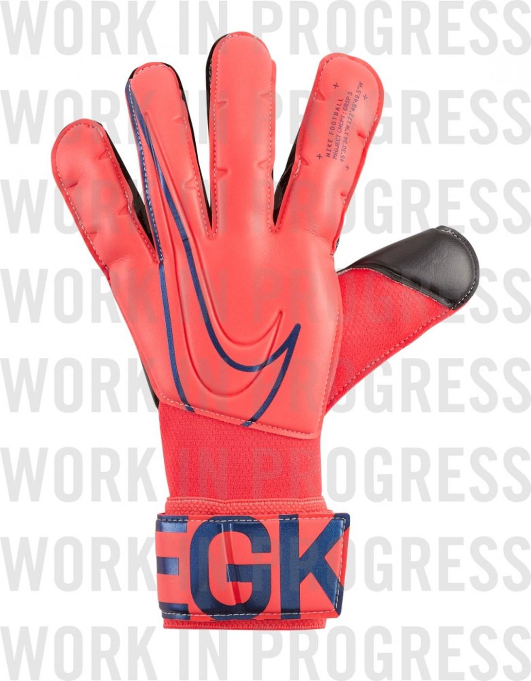 Nike Grip3 Goalkeeper Soccer G