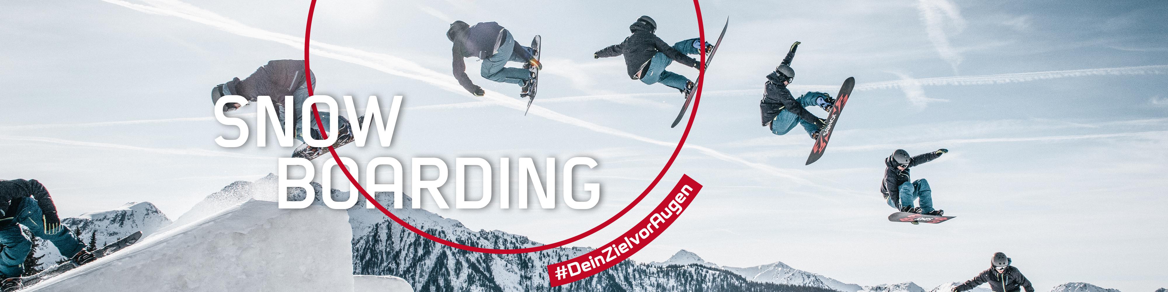 Snowboarding-Kategorie