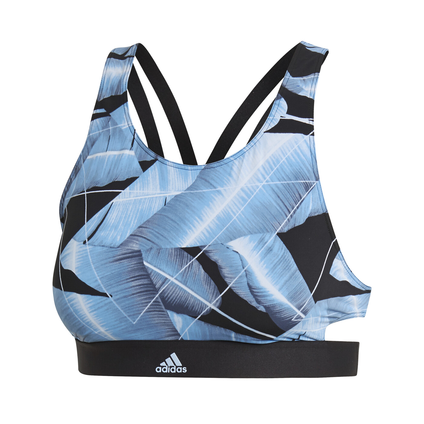 ADIDAS DRST SWIM TOP - Damen