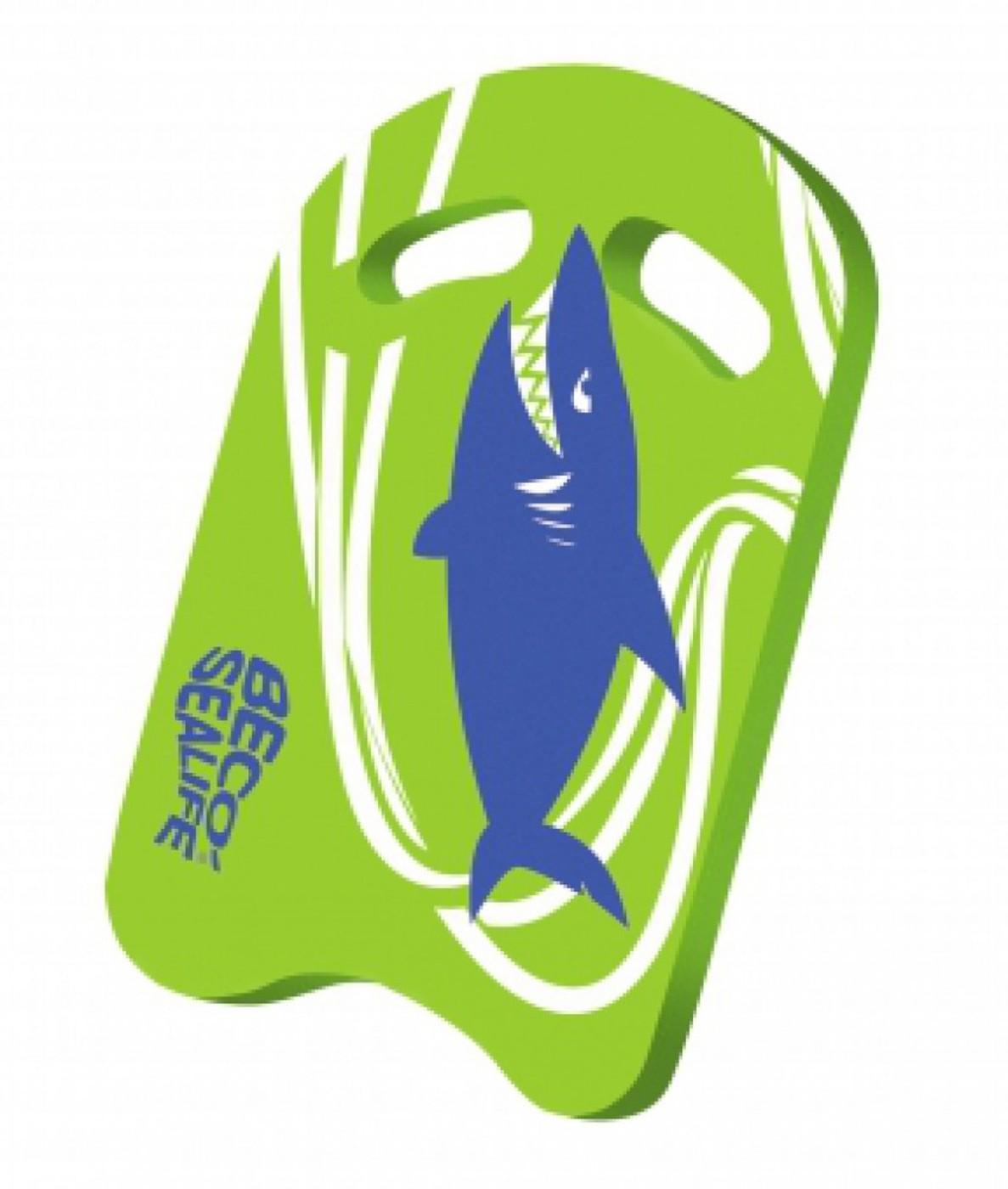 BECO SEALIFE Schwimmbrett SHARK - Kinder