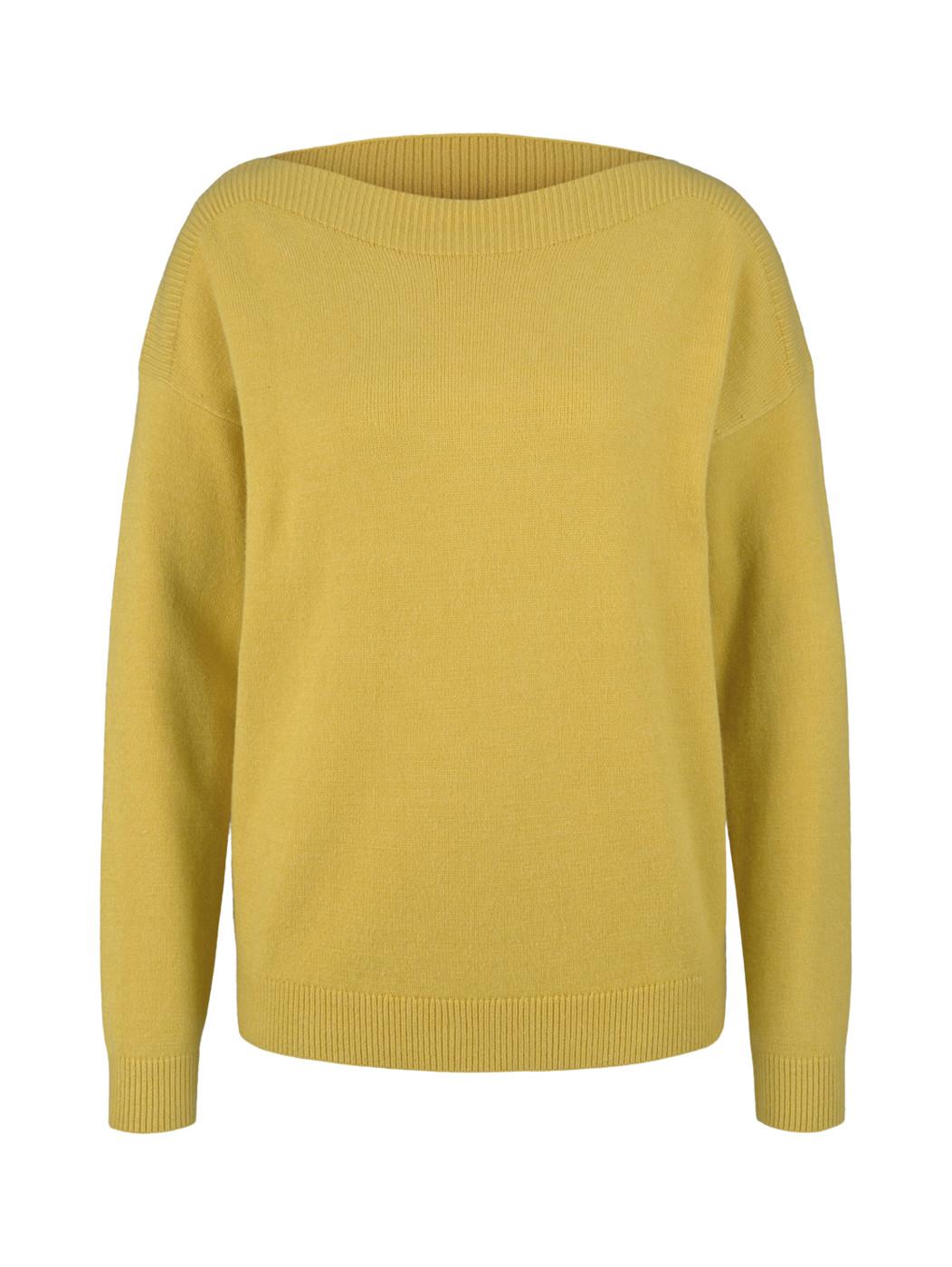 boatneck pullover - Damen
