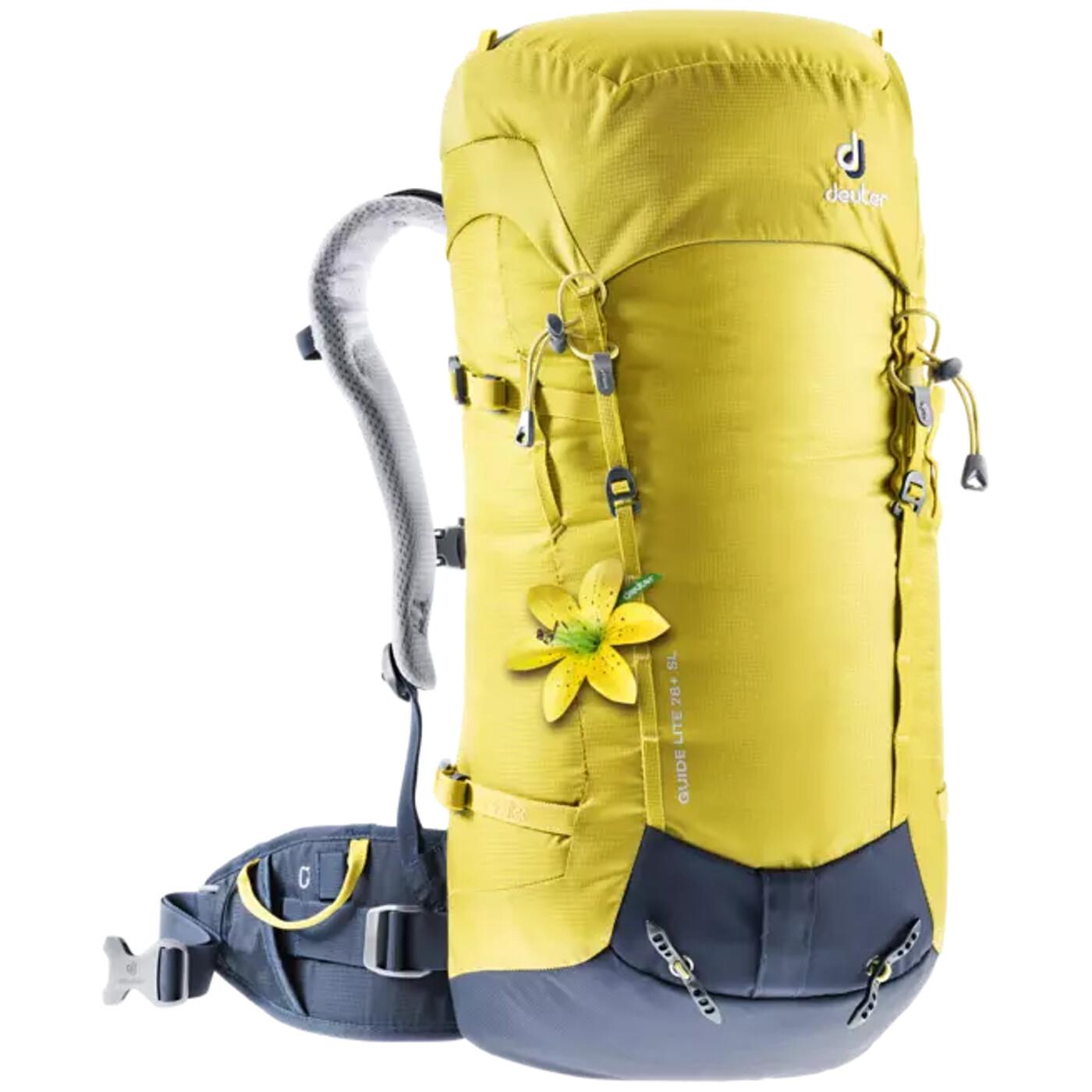 DEUTER Alpin-Rucksack Guide Lite 28+ SL