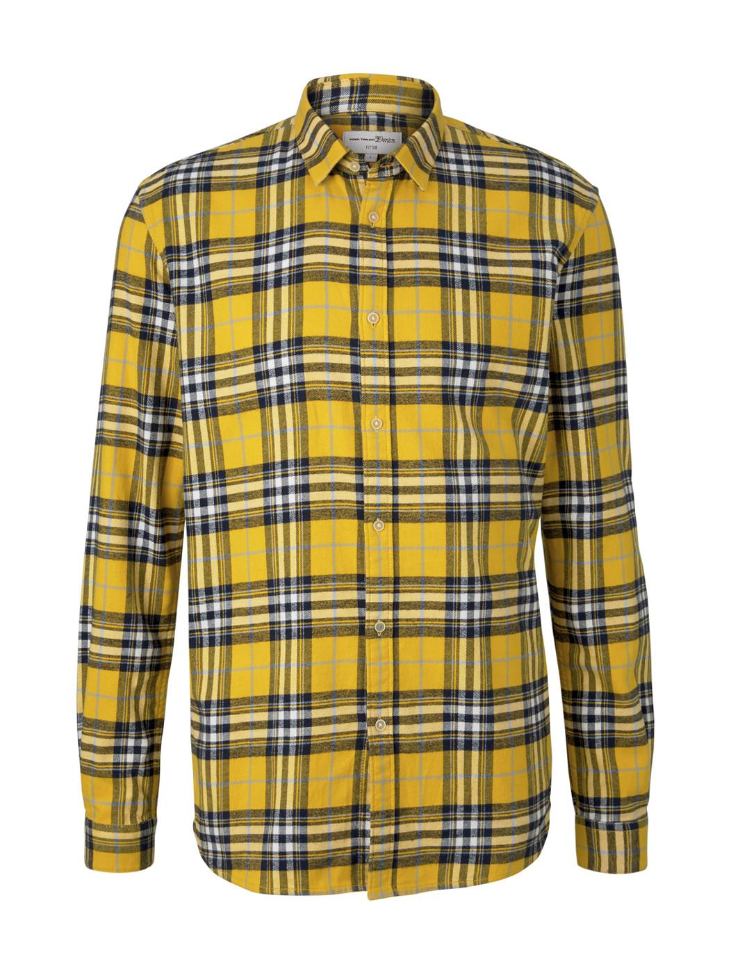 check shirt - Herren