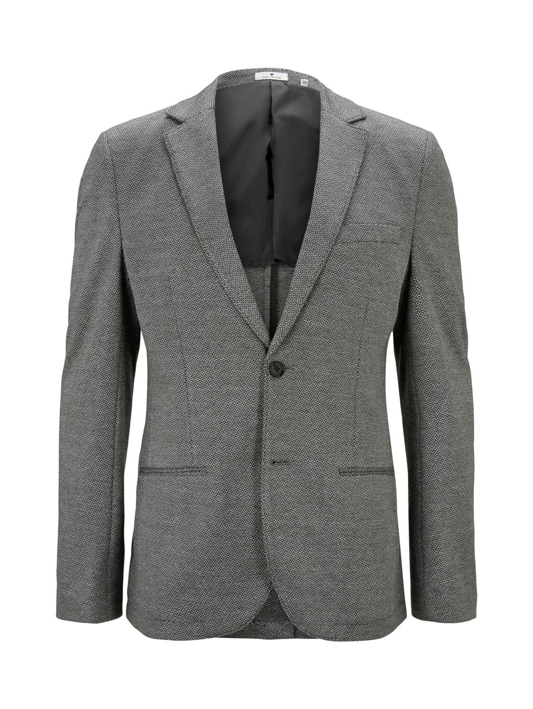 small structure jersey blazer - Herren