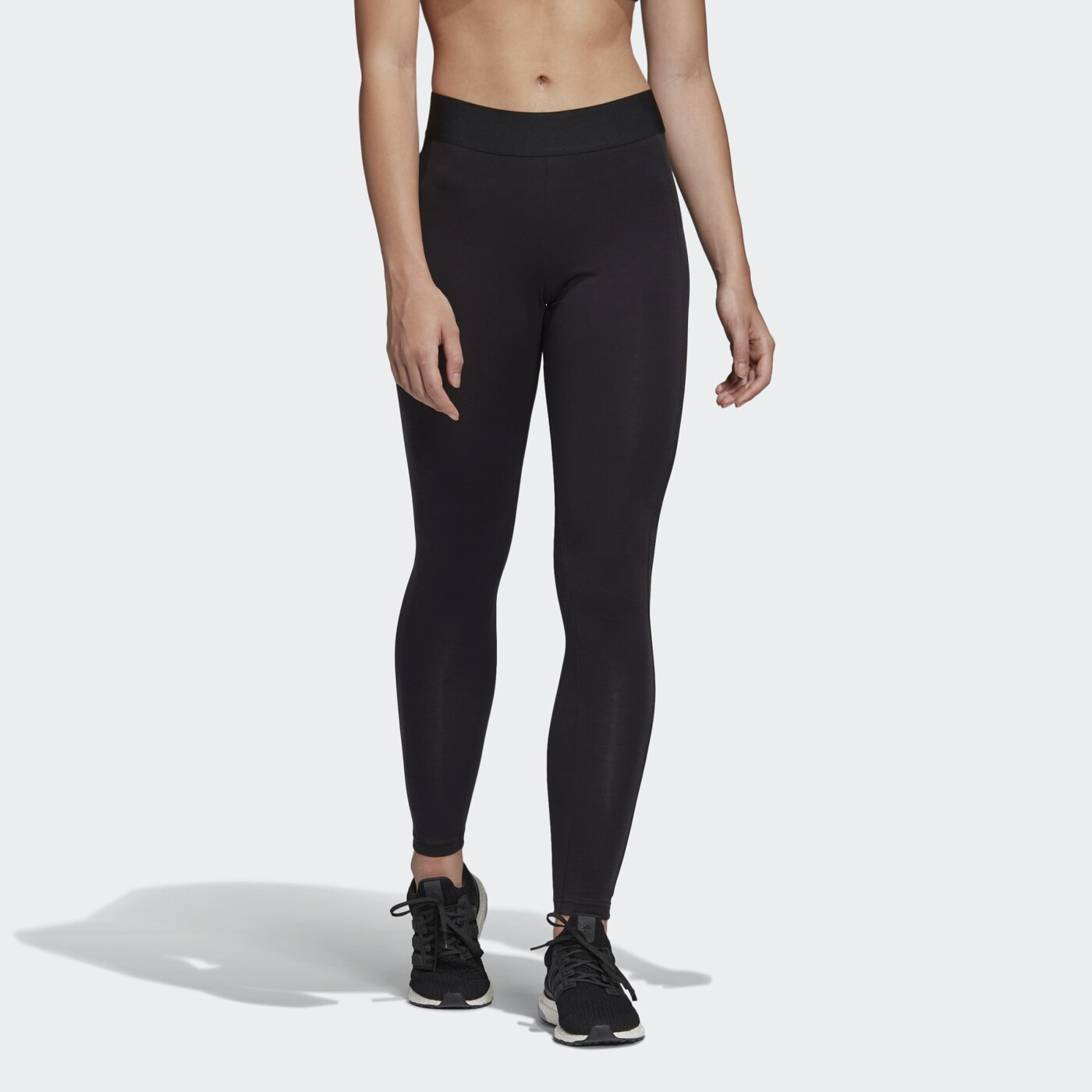 ADIDAS MUST HAVES STACKED LOGO TIGHT - Damen