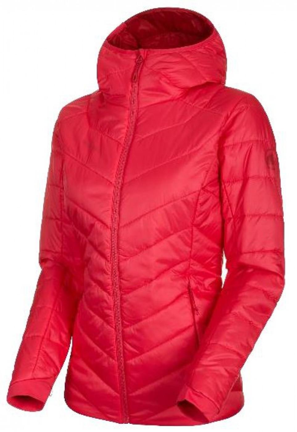 MAMMUT Rime IN Hooded Jacket - Damen