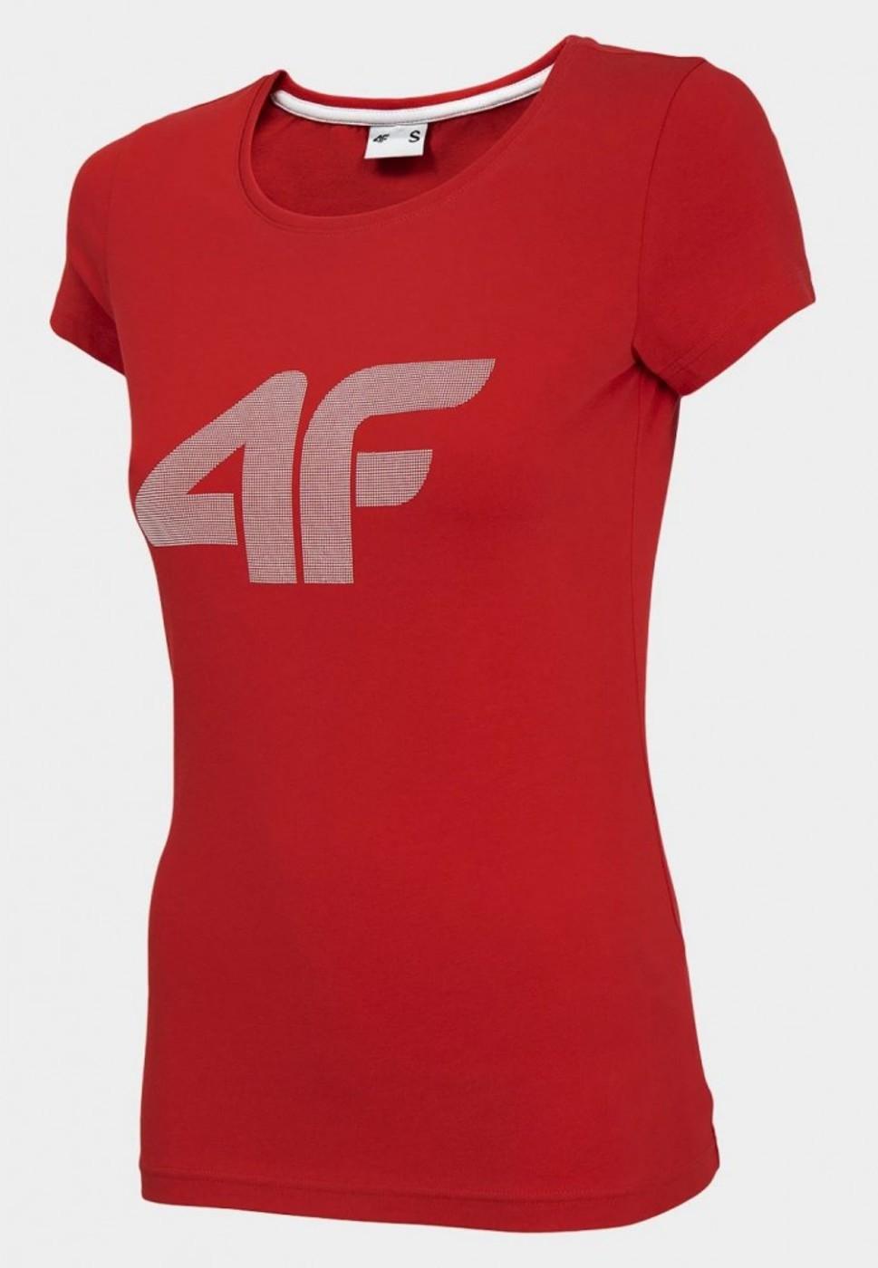 4F TSD005 T-Shirt - Damen