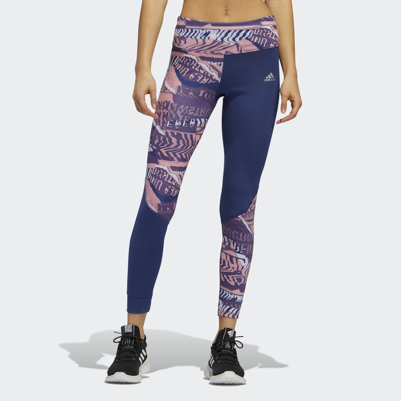 ADIDAS OWN THE RUN CITY CLASH TIGHT - Damen