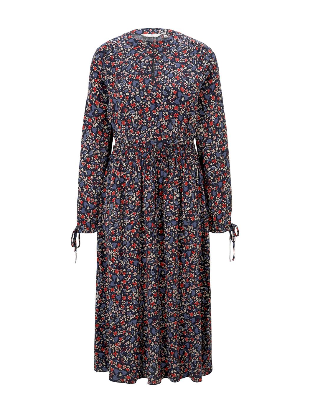 dress printed - Damen