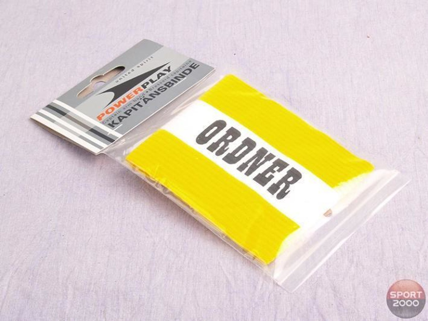 POWER PLAY Armband ORDNER 6031