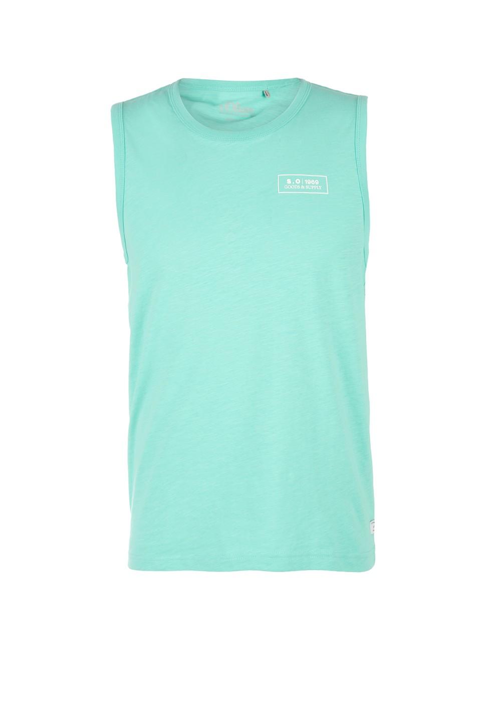130 T-Shirt ?rmellos - Herren
