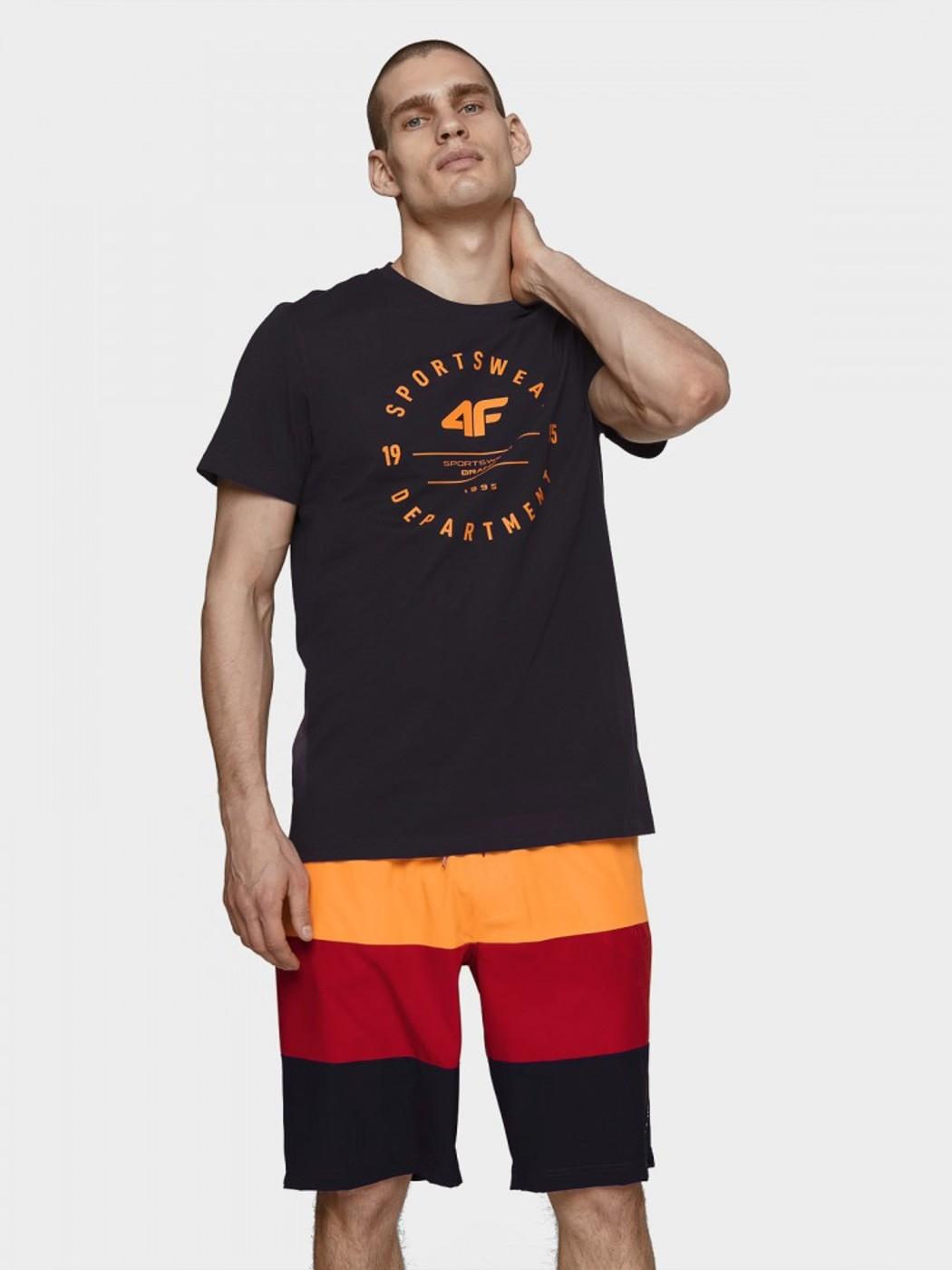 4F TSM030 T-Shirt - Herren