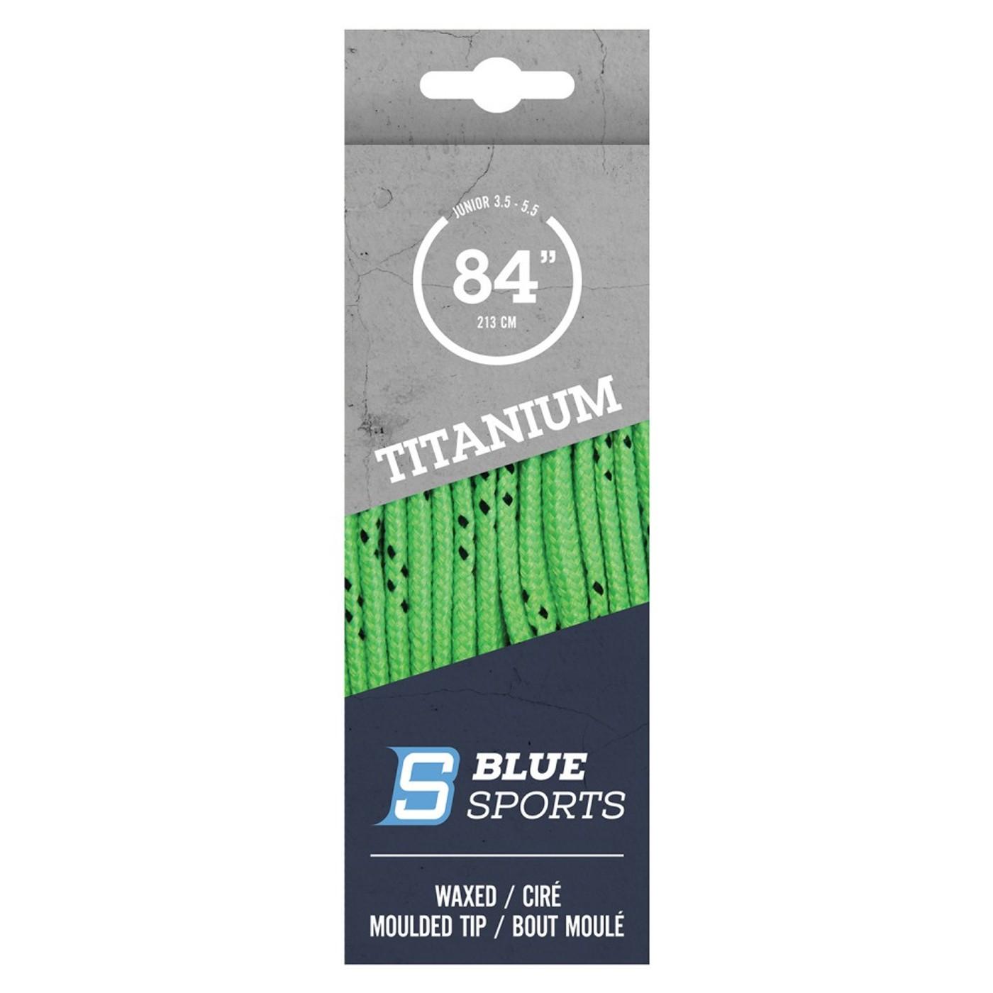 BLUE SPORTS Titanium Pro gewachst