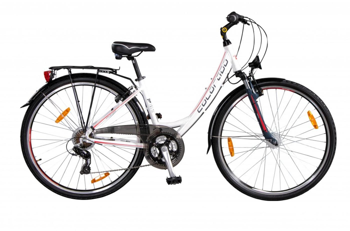 "HIGH COLORADO Tr.bike LEGEND TR04 WAVE L 28"""