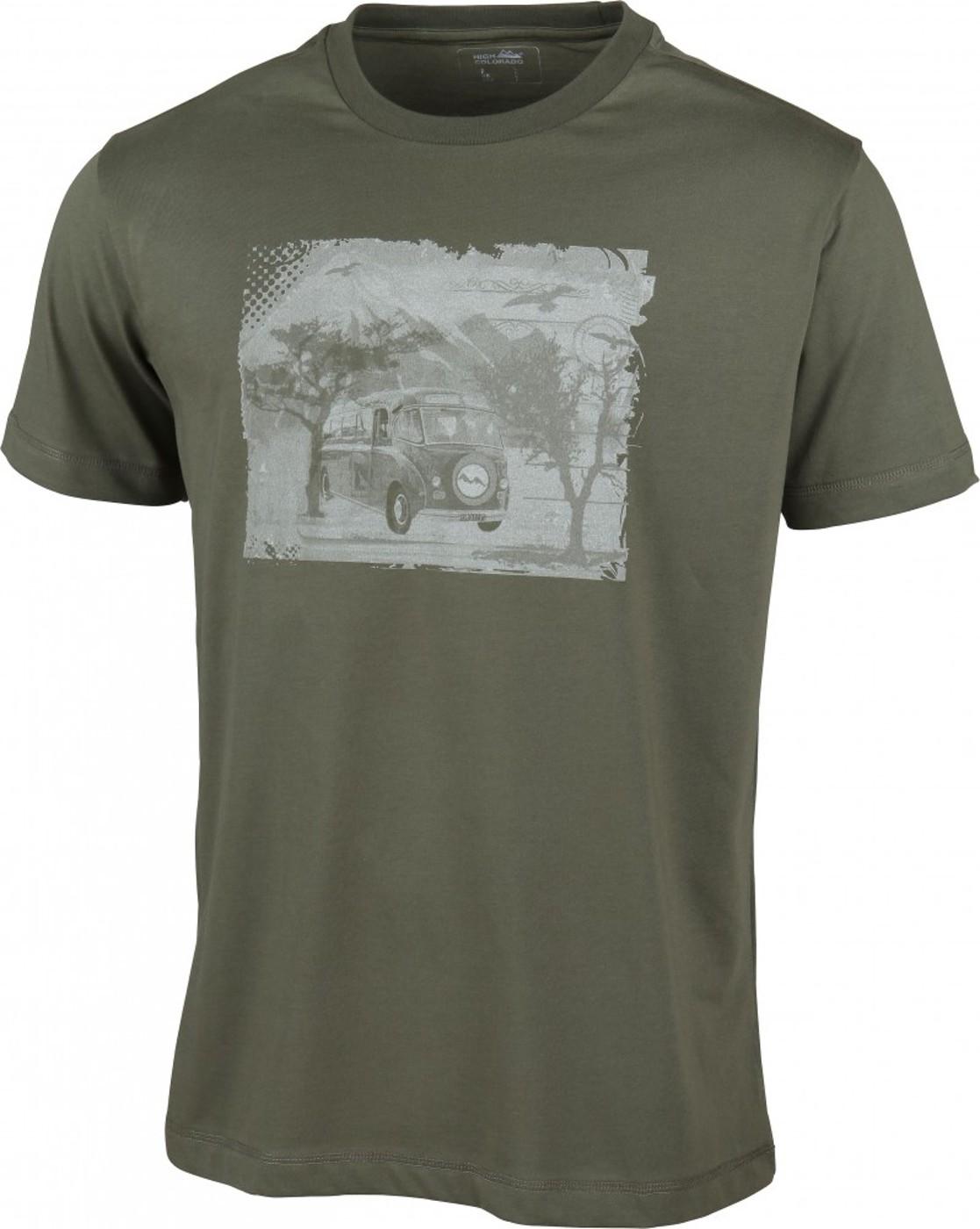 HIGH COLORADO T-Shirt GARDA - Herren