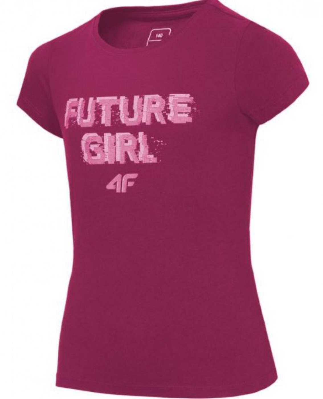 4F Girls T-Shirt Future - Kinder
