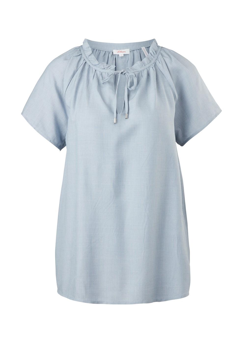 120 Bluse kurzarm - Damen