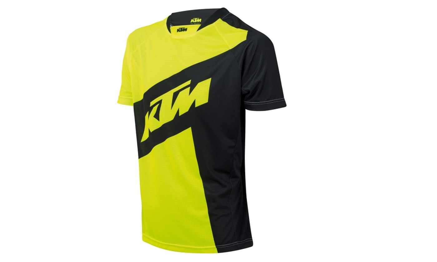 KTM Factory Enduro Shirt kurzarm - Herren