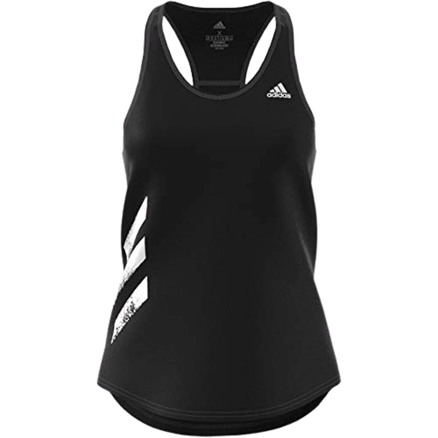 ADIDAS OWN THE RUN 3-STREIFEN PB TANKTOP - Damen
