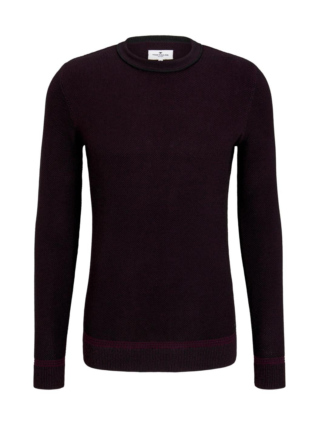 birdseye sweater - Herren