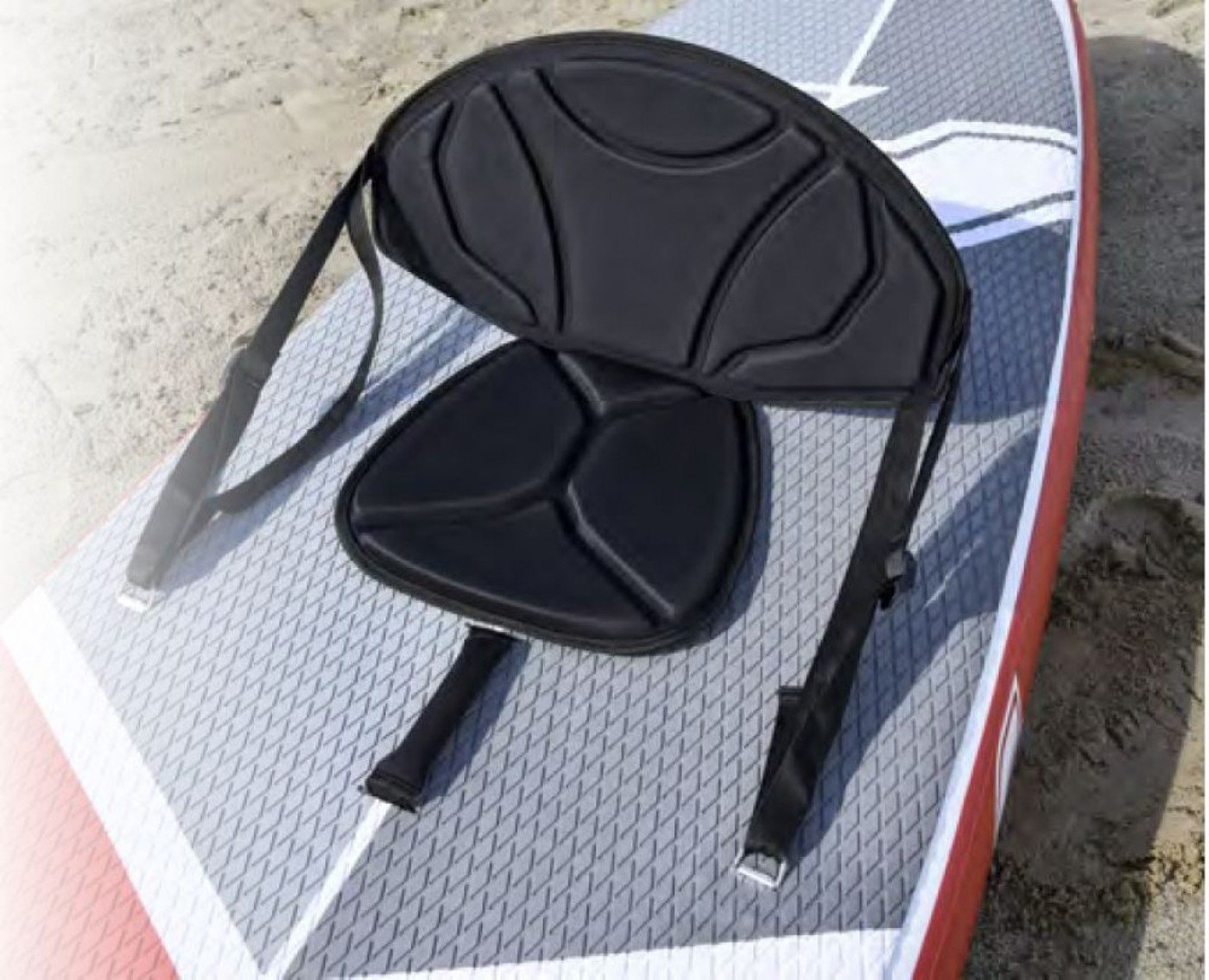 F2 Kayak Seat   black/grey