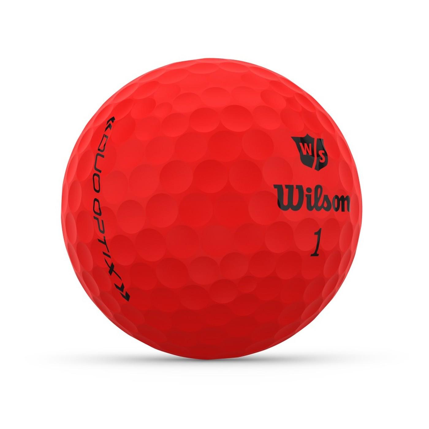 WILSON DUO OPTIX 12-BALL