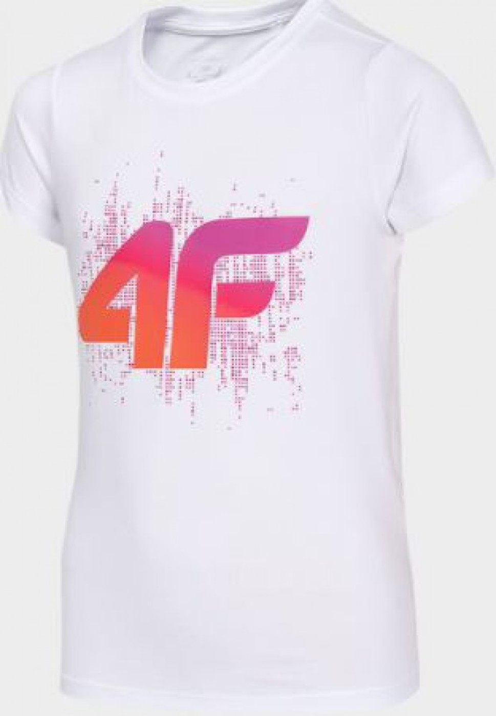 4F Girls T-Shirt Logo - Kinder