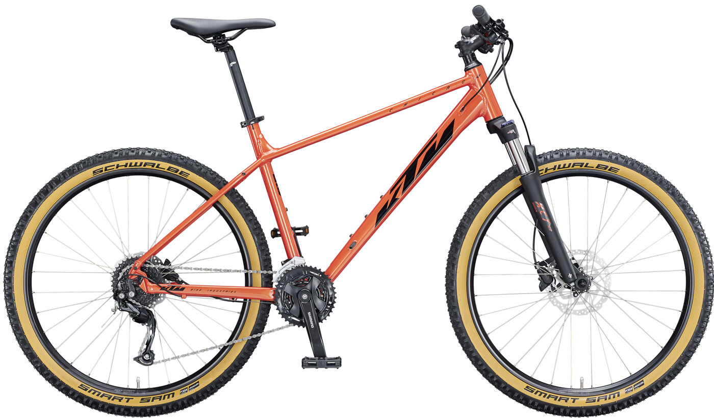 KTM CHICAGO DISC 271