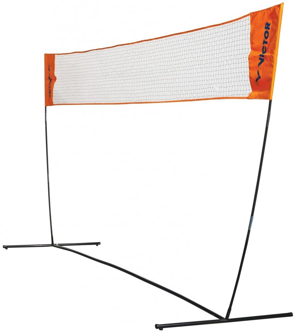 VICTOR Mini-Badminton Netz Easy
