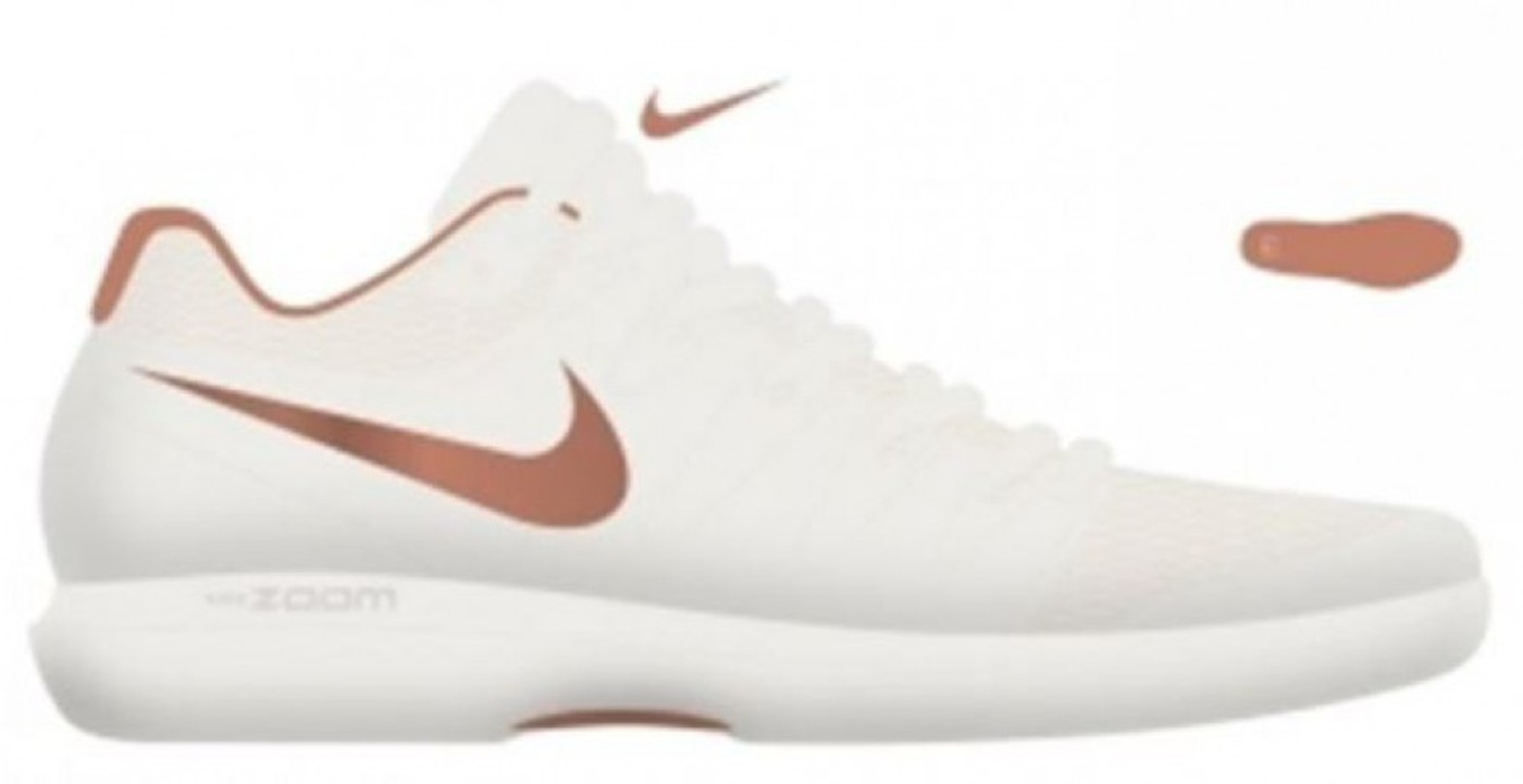 Nike Air Zoom Prestige Clay Wo - Damen