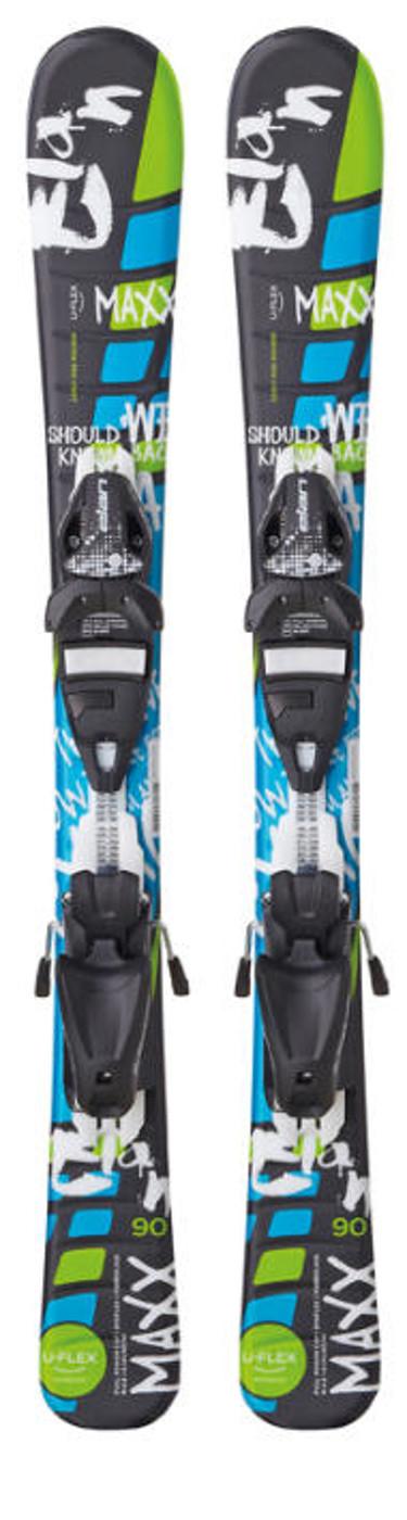 ELAN Ski-Set MAXX+EL 4.5/7.5 QT