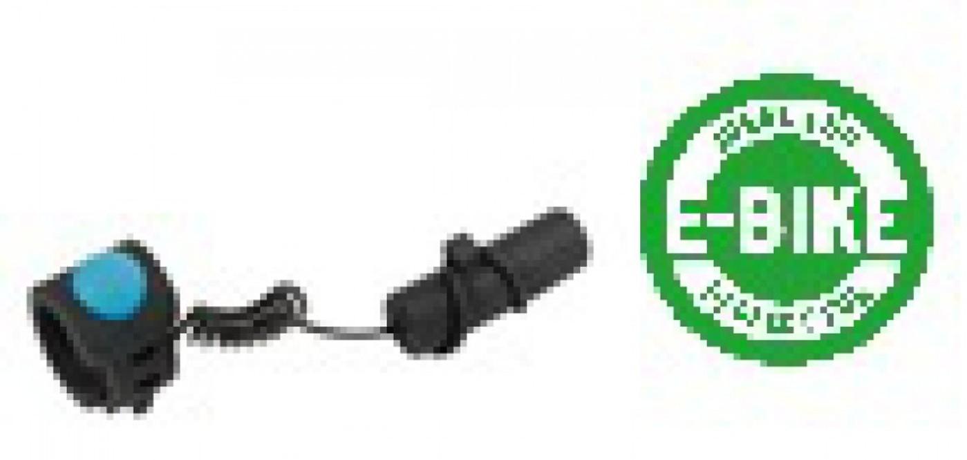 M-WAVE Elektrische Fahrradglocke