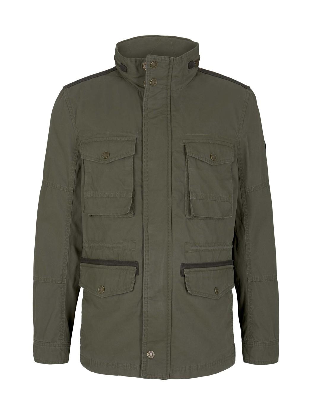 cotton fieldjacket - Herren