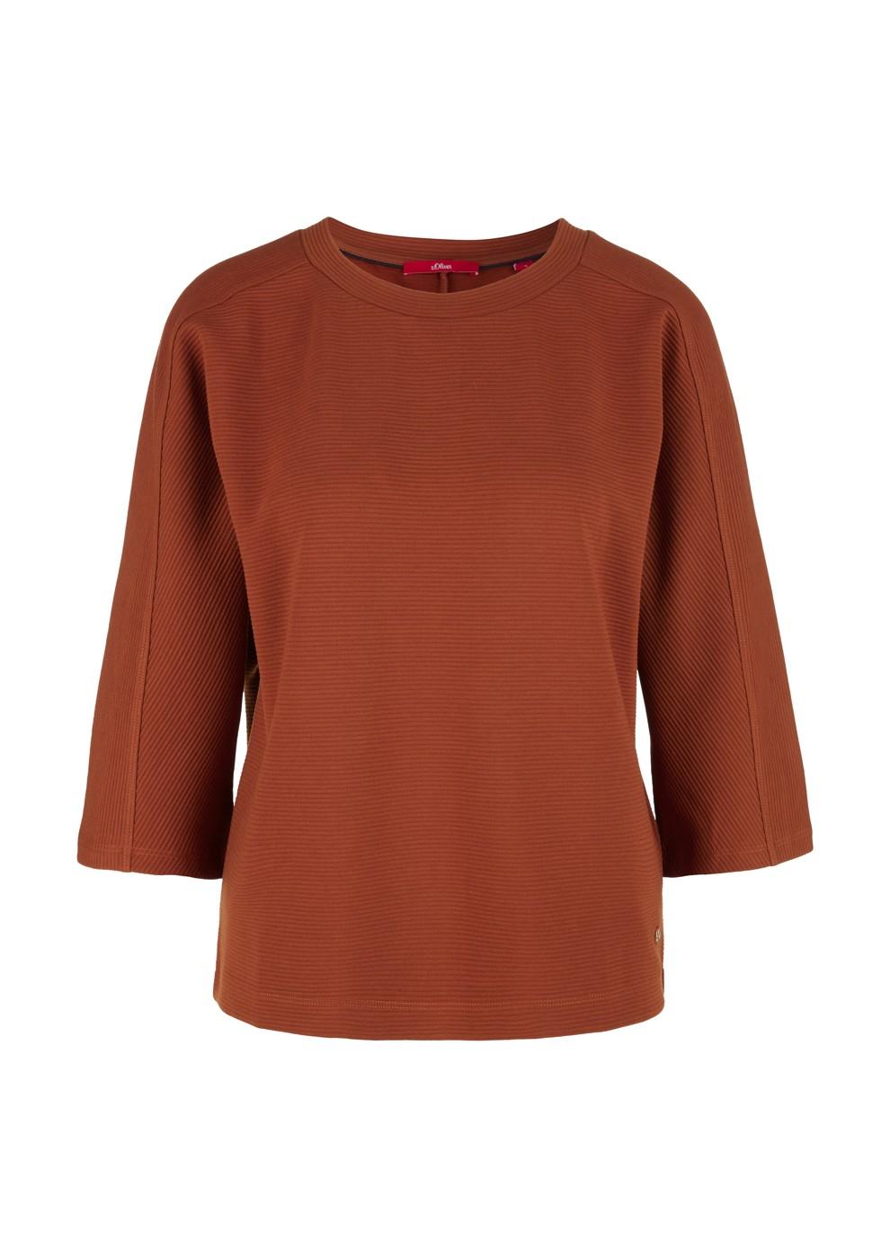 120 Sweatshirt 3/4 Arm - Damen
