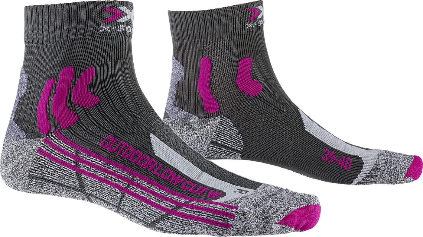 X-BIONIC TREK OUTDOOR LOW CUT Socken - Damen