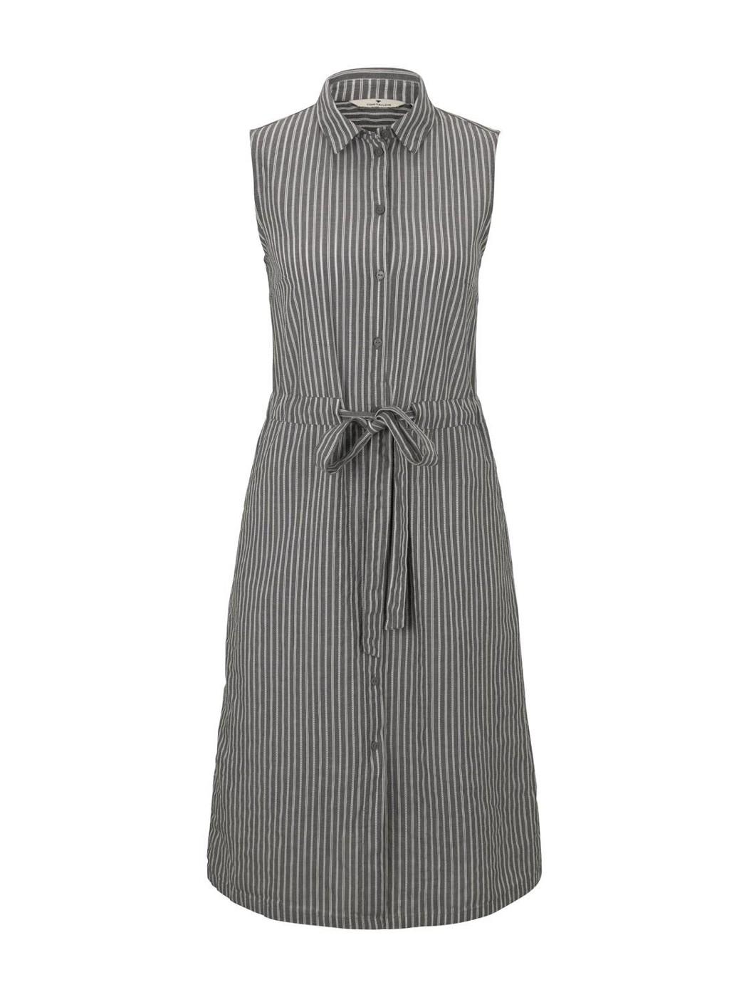 dress shirt style with stripes - Damen