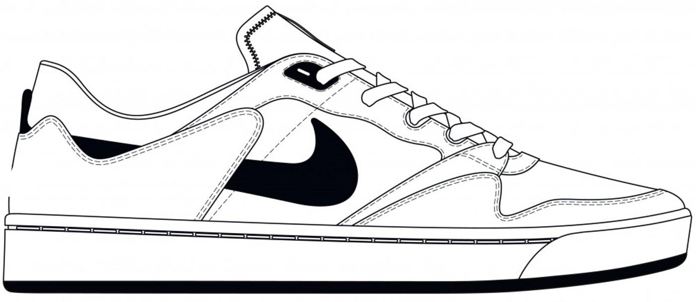 Nike SB Alleyoop Skate Shoe - Herren