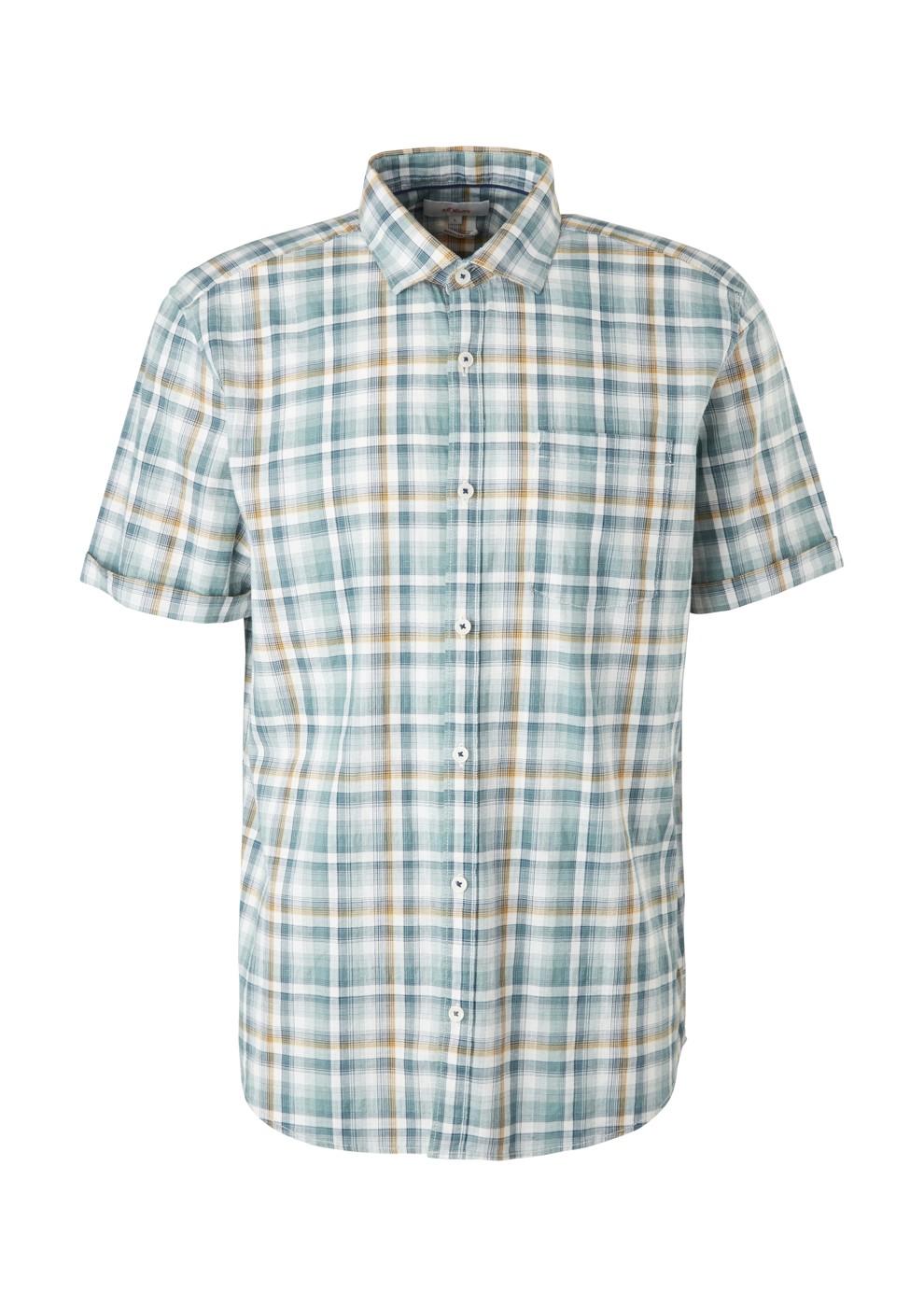130 Hemd kurzarm - Herren