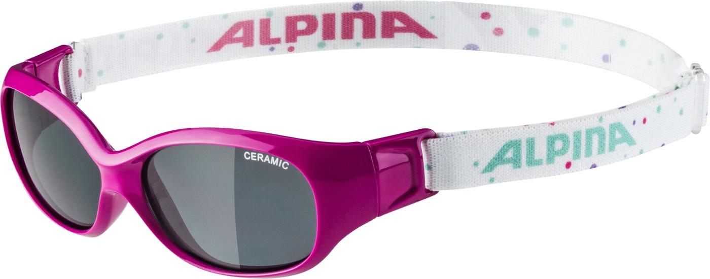 ALPINA Sports Flexxy Kids cyan Puzzle C