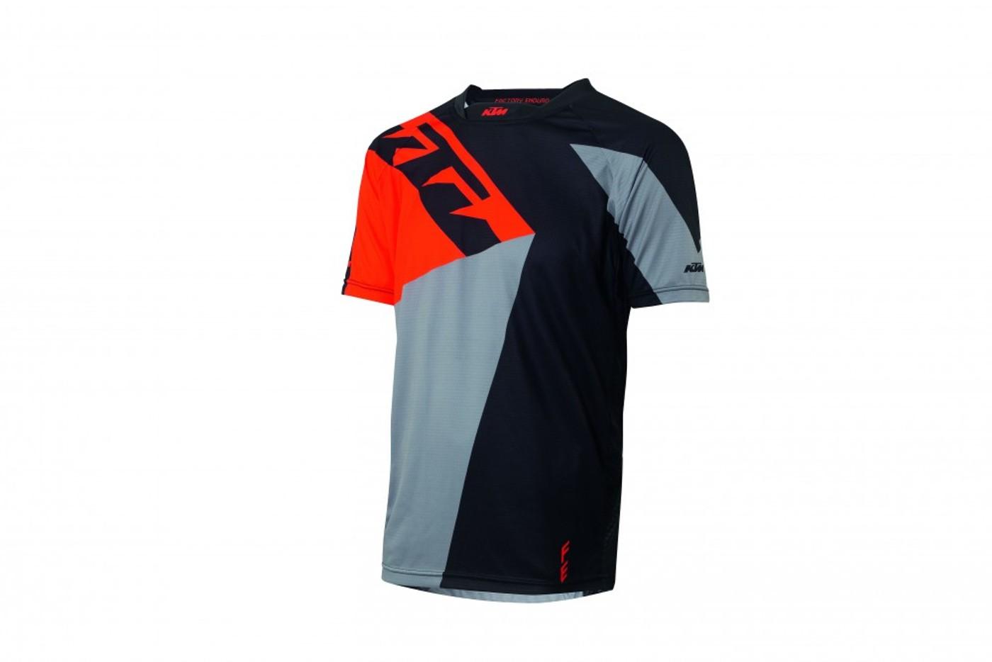 KTM Factory Enduro Shirt shortslee - Herren