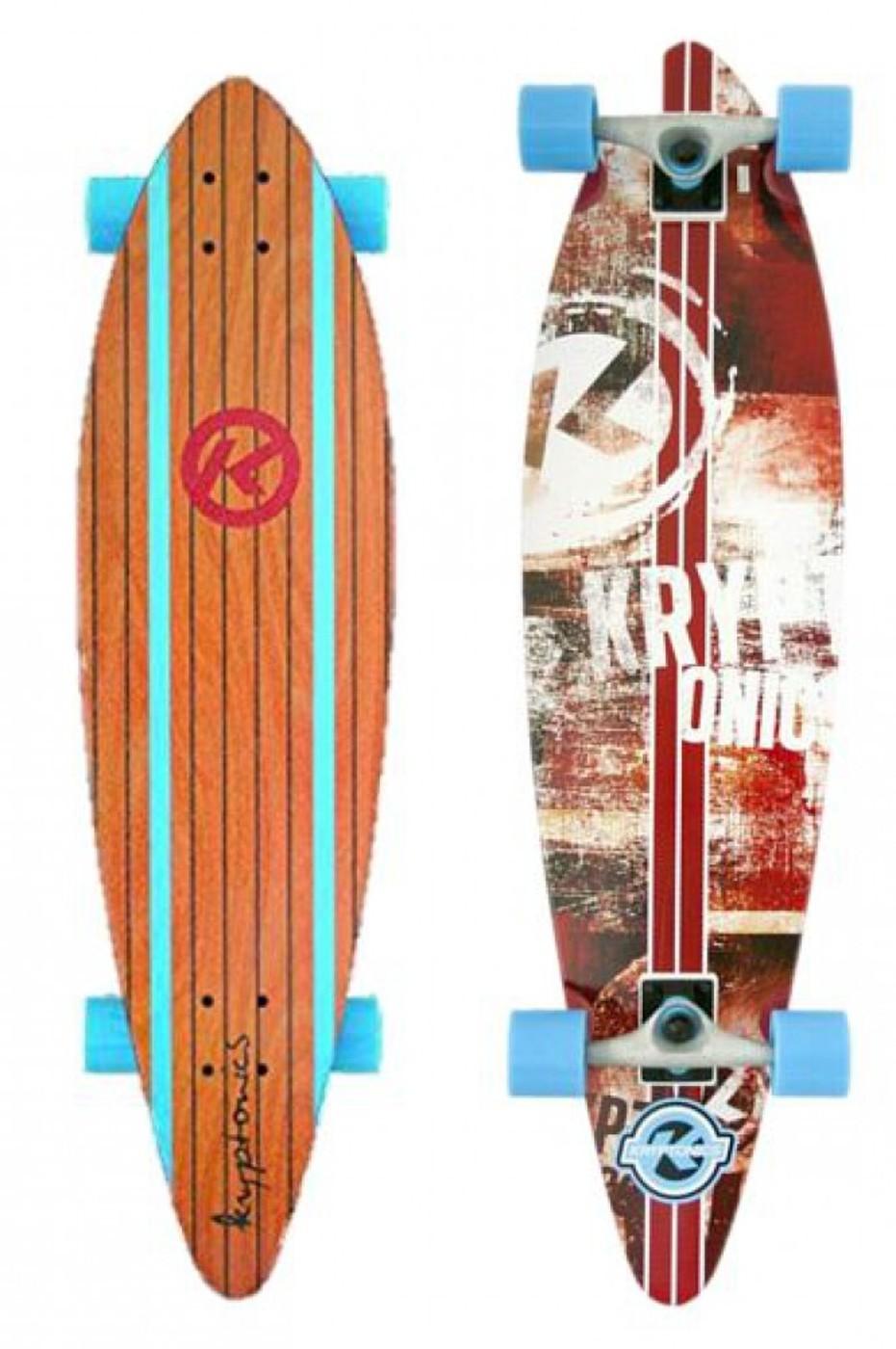 """KRYPTONICS Longboard SURFCITY 37"""""""